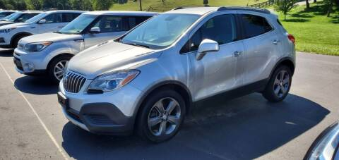2013 Buick Encore for sale at Gallia Auto Sales in Bidwell OH