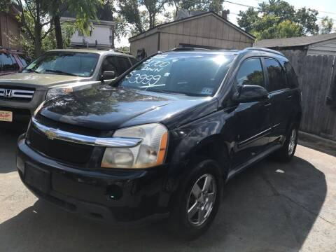 2008 Chevrolet Equinox for sale at Chambers Auto Sales LLC in Trenton NJ