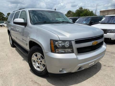 2014 Chevrolet Suburban for sale at KAYALAR MOTORS in Houston TX