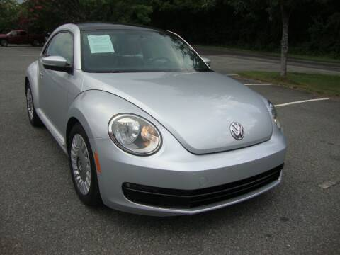 2012 Volkswagen Beetle for sale at Pristine Auto Sales in Monroe NC