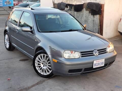 2005 Volkswagen GTI for sale at Gold Coast Motors in Lemon Grove CA