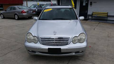 2001 Mercedes-Benz C-Class for sale at West Elm Motors in Graham NC