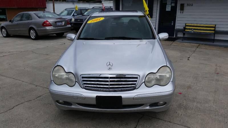 2001 Mercedes-Benz C-Class for sale at West Elm Motors in Graham NC
