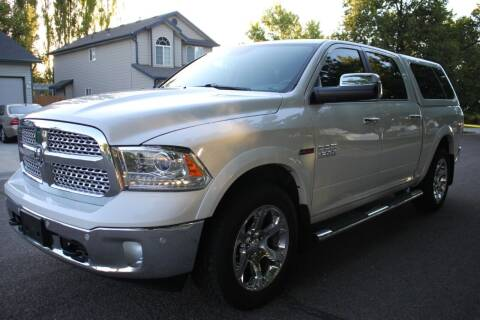2016 RAM Ram Pickup 1500 for sale at Motor City Idaho in Pocatello ID