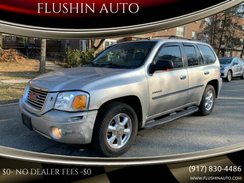 2006 GMC Envoy for sale at FLUSHIN AUTO in Flushing NY