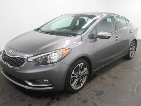 2016 Kia Forte for sale at Automotive Connection in Fairfield OH