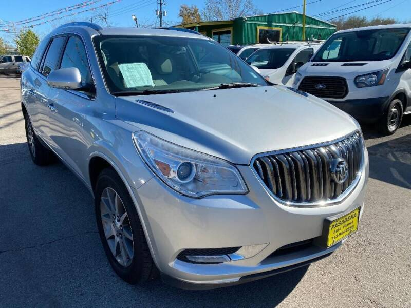 2015 Buick Enclave for sale at Pasadena Auto Planet in Houston TX