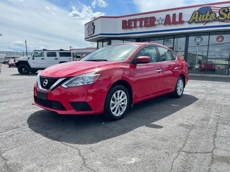 2018 Nissan Sentra for sale at Better All Auto Sales in Yakima WA