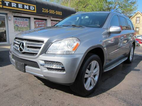 2010 Mercedes-Benz GL-Class for sale at DRIVE TREND in Cleveland OH