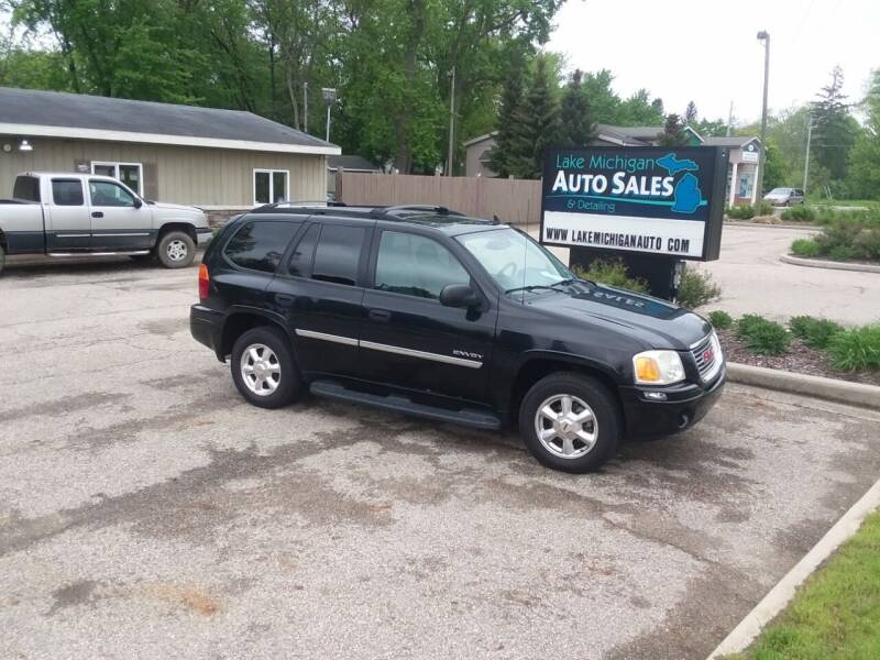 2006 GMC Envoy for sale at Lake Michigan Auto Sales & Detailing in Allendale MI