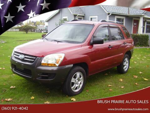 2005 Kia Sportage for sale at Brush Prairie Auto Sales in Battle Ground WA