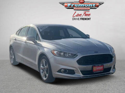 2013 Ford Fusion for sale at Rocky Mountain Commercial Trucks in Casper WY