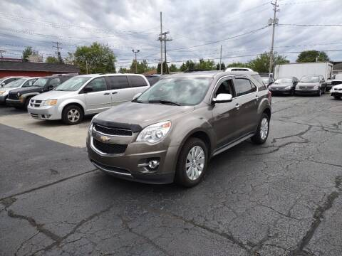 2011 Chevrolet Equinox for sale at Flag Motors in Columbus OH