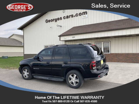 2004 Chevrolet TrailBlazer for sale at GEORGE'S CARS.COM INC in Waseca MN