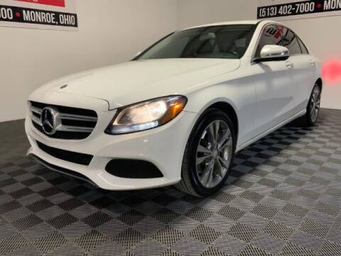 2015 Mercedes-Benz C-Class for sale at SIRIUS MOTORS INC in Monroe OH