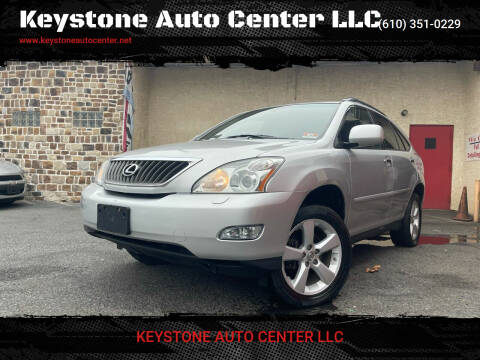 2009 Lexus RX 350 for sale at Keystone Auto Center LLC in Allentown PA
