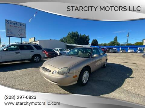 1998 Ford Taurus for sale at StarCity Motors LLC in Garden City ID