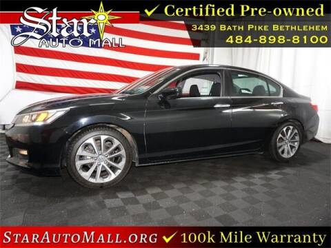 2014 Honda Accord for sale at STAR AUTO MALL 512 in Bethlehem PA