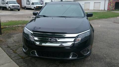 2010 Ford Fusion for sale at Long Motor Sales in Tecumseh MI