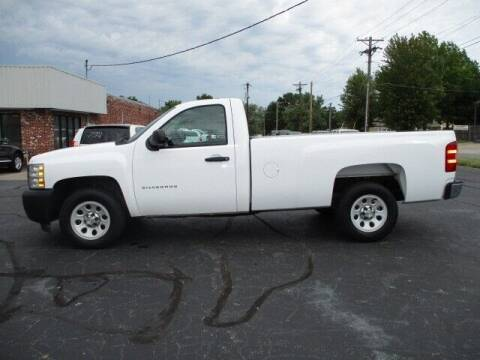 2012 Chevrolet Silverado 1500 for sale at Pinnacle Investments LLC in Lees Summit MO