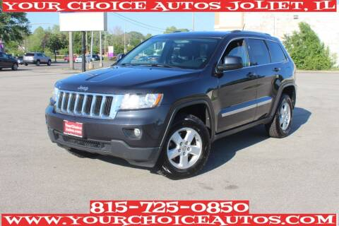 2013 Jeep Grand Cherokee for sale at Your Choice Autos - Joliet in Joliet IL