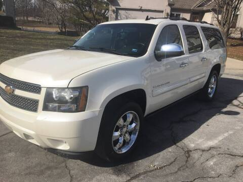 2008 Chevrolet Suburban for sale at Nice Cars in Pleasant Hill MO