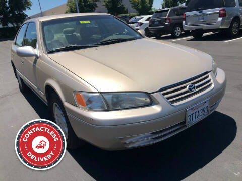 1997 Toyota Camry for sale at AUCTION SERVICES OF CALIFORNIA in El Dorado CA