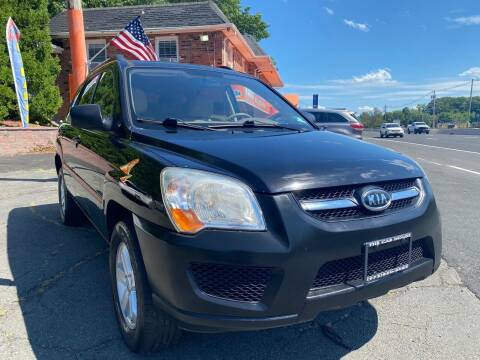 2010 Kia Sportage for sale at Bloomingdale Auto Group - The Car House in Butler NJ