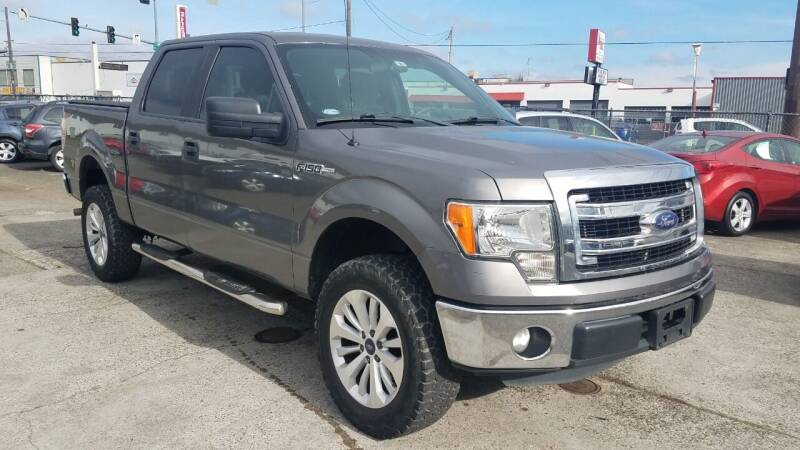 2013 Ford F-150 for sale at Seattle's Auto Deals in Everett WA