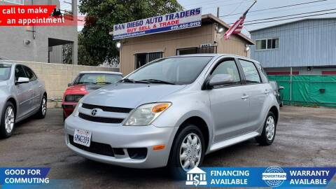 2006 Scion xA for sale at San Diego Auto Traders in San Diego CA