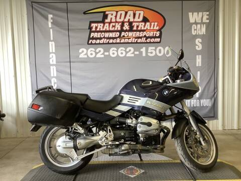 2004 BMW R 1150 RS for sale at Road Track and Trail in Big Bend WI