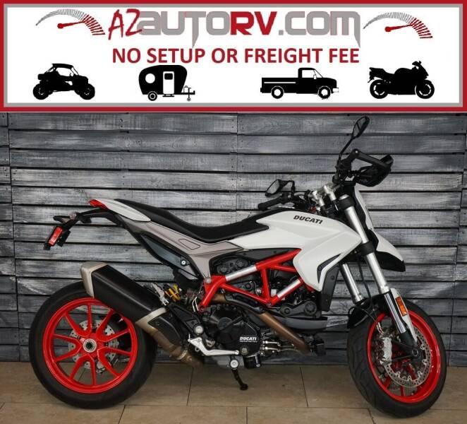 2018 Ducati Hypermotard 939  for sale at AZautorv.com in Mesa AZ