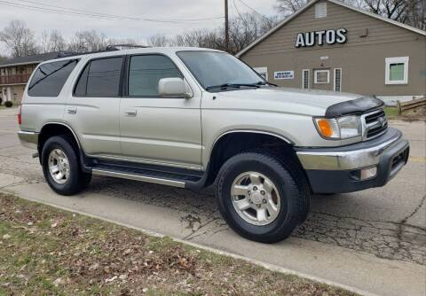1999 Toyota 4Runner for sale at Riverfront Auto Sales in Middletown OH