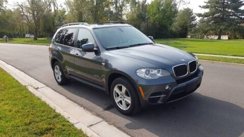 2013 BMW X5 for sale at A.I. Monroe Auto Sales in Bountiful UT