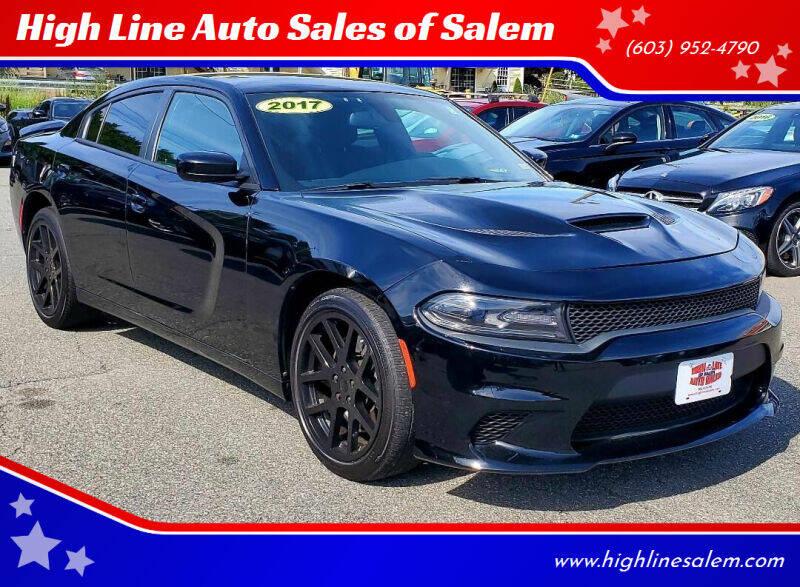 2017 Dodge Charger for sale at High Line Auto Sales of Salem in Salem NH