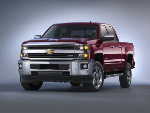 2017 Chevrolet Silverado 2500HD for sale at TTC AUTO OUTLET/TIM'S TRUCK CAPITAL & AUTO SALES INC ANNEX in Epsom NH