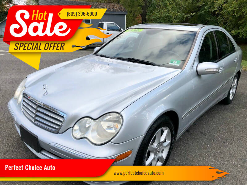 2007 Mercedes-Benz C-Class for sale at Perfect Choice Auto in Trenton NJ