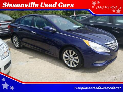 2012 Hyundai Sonata for sale at Sissonville Used Cars in Charleston WV