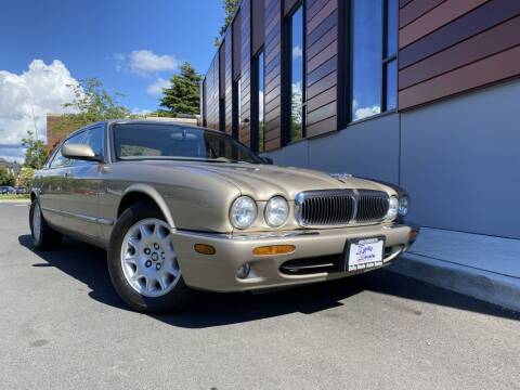 1998 Jaguar XJ-Series for sale at DAILY DEALS AUTO SALES in Seattle WA