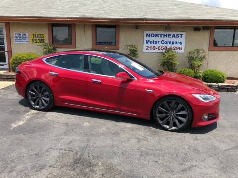 2016 Tesla Model S for sale at Northeast Motor Company in Universal City TX
