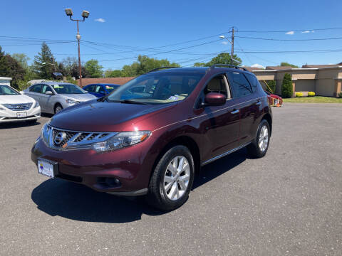 2014 Nissan Murano for sale at Majestic Automotive Group in Cinnaminson NJ