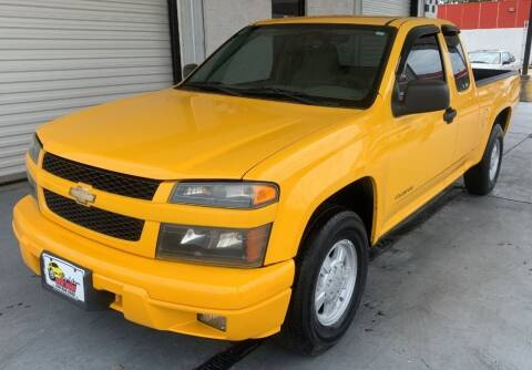 2005 Chevrolet Colorado for sale at Tiny Mite Auto Sales in Ocean Springs MS