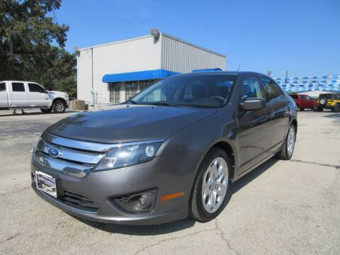2011 Ford Fusion for sale at Quality Investments in Tyler TX