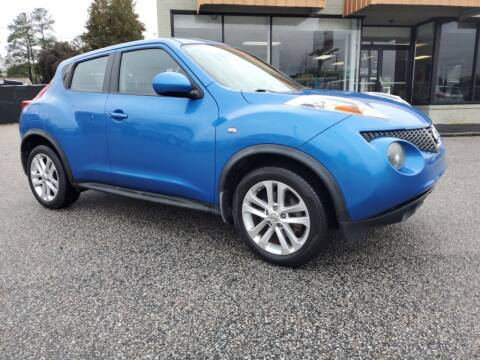 2012 Nissan JUKE for sale at Ron's Used Cars in Sumter SC
