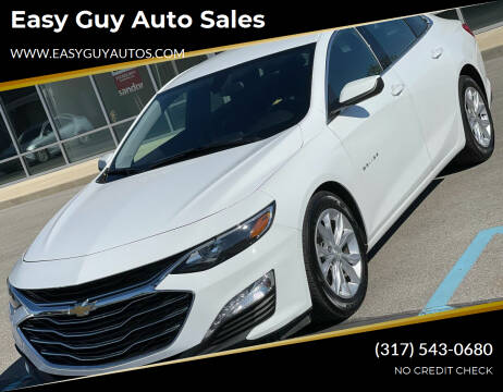 2020 Chevrolet Malibu for sale at Easy Guy Auto Sales in Indianapolis IN