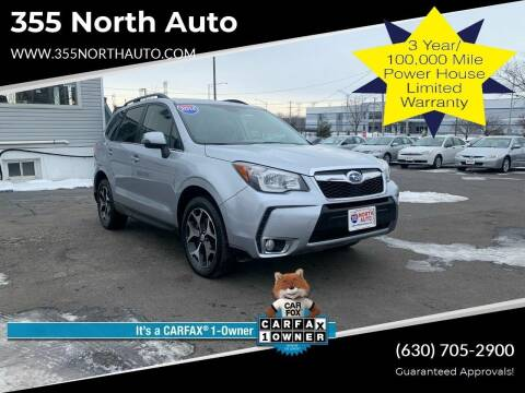 2014 Subaru Forester for sale at 355 North Auto in Lombard IL