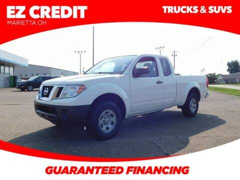 2019 Nissan Frontier for sale at Pioneer Family preowned autos in Williamstown WV