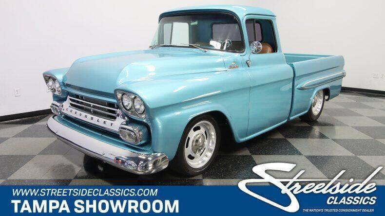 1958 Chevrolet Apache for sale in Tampa, FL