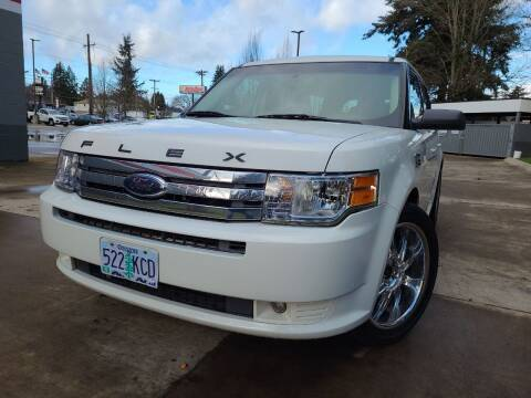 2009 Ford Flex for sale at A1 Group Inc in Portland OR