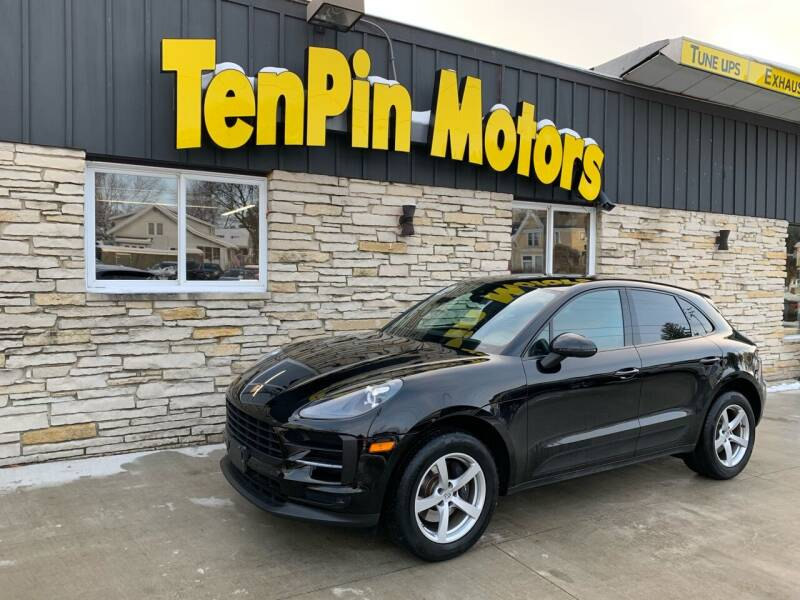 2019 Porsche Macan for sale at TenPin Motors LLC in Fort Atkinson WI